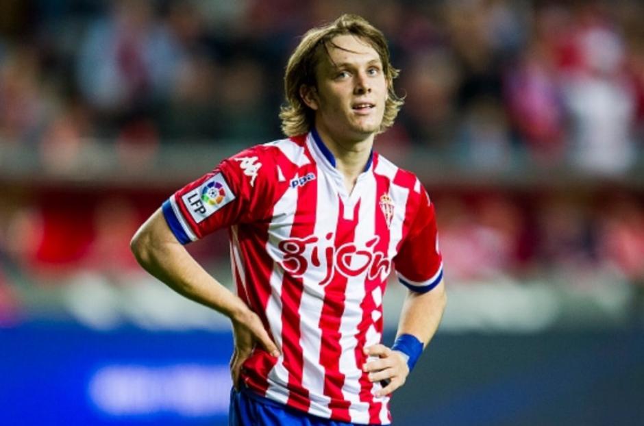 El año pasado jugó en el Sporting de Gijón, pero no volverá (Foto: FCB)
