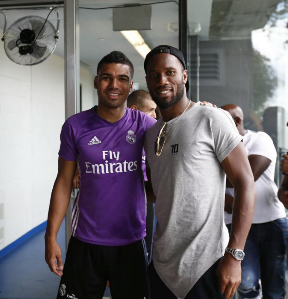 Drogba aseguró que Cristiano merece el Balón de Oro (RealMadrid.com)