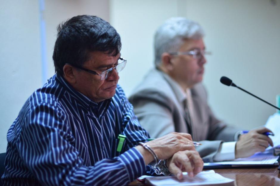 El exalcalde Arnoldo Medrano conocerá si es condenado o absuelto. (Foto: Jesús Alfonso/Soy502)