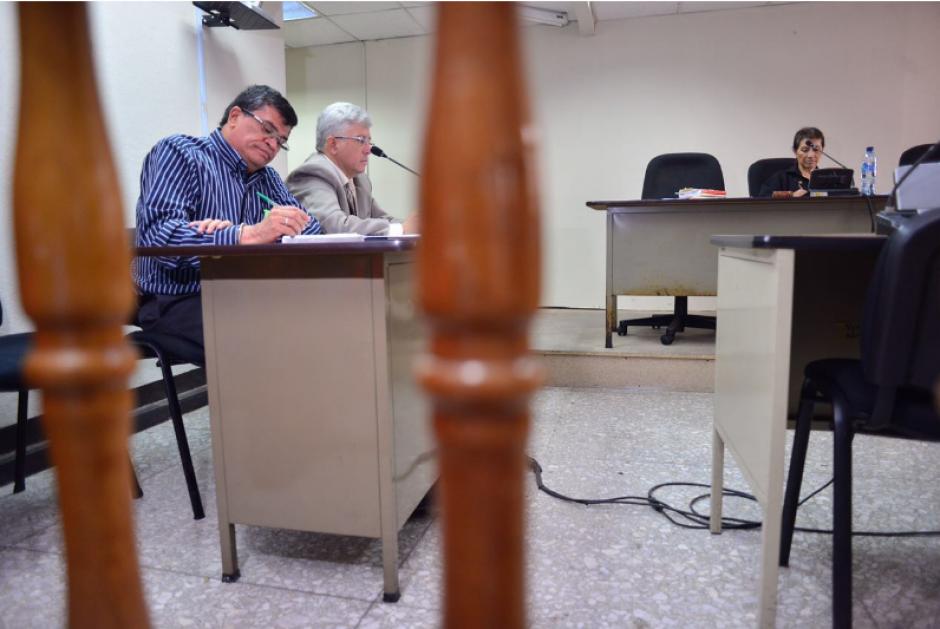 El exjefe edil de Chinautla enfrenta juicio por delegar el cobro del IUSI a una empresa privada. (Foto: Jesús Alfonso/Soy502)