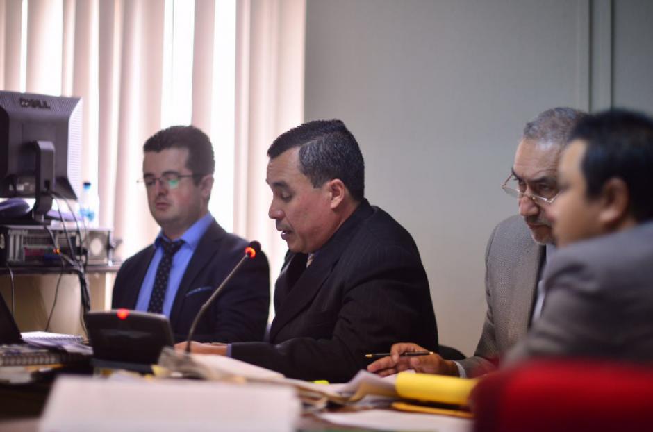 La Fiscalía solicitó que sea condenado a 10 años de prisión por abuso de autoridad y concusión. (Foto: Jesús Alfonso/Soy502)