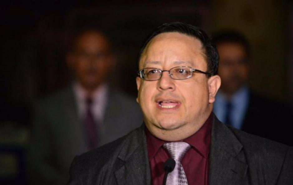 Luis Carlos de León Zea es el actual director del Sistema Penitenciario. (Foto: Archivo/Soy502)