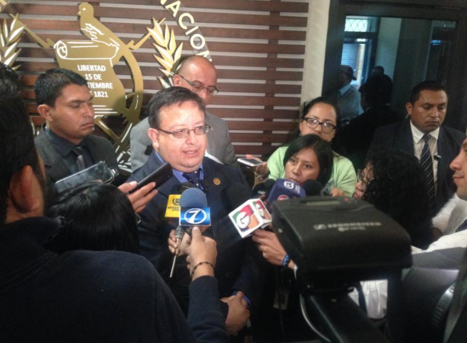 El director asegura que ya se realizan las pesquisas para determinar cómo ingresaron las armas al centro carcelario. (Foto: DGSP)