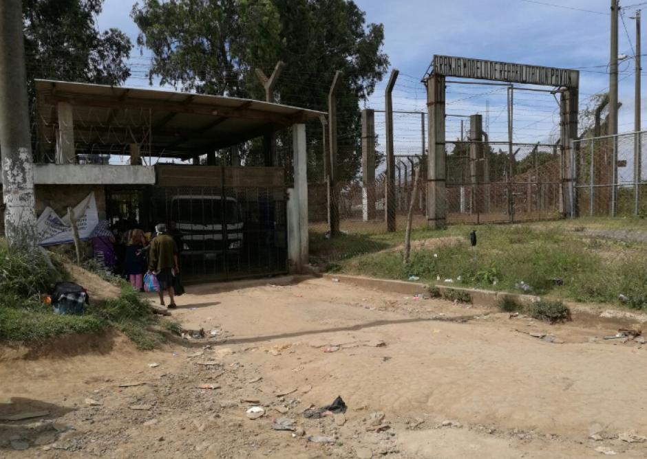 """""""El Taquero"""" y Lima estaban detenidos en la Granja Penal Pavón. (Foto: Wilder López/Soy502)"""
