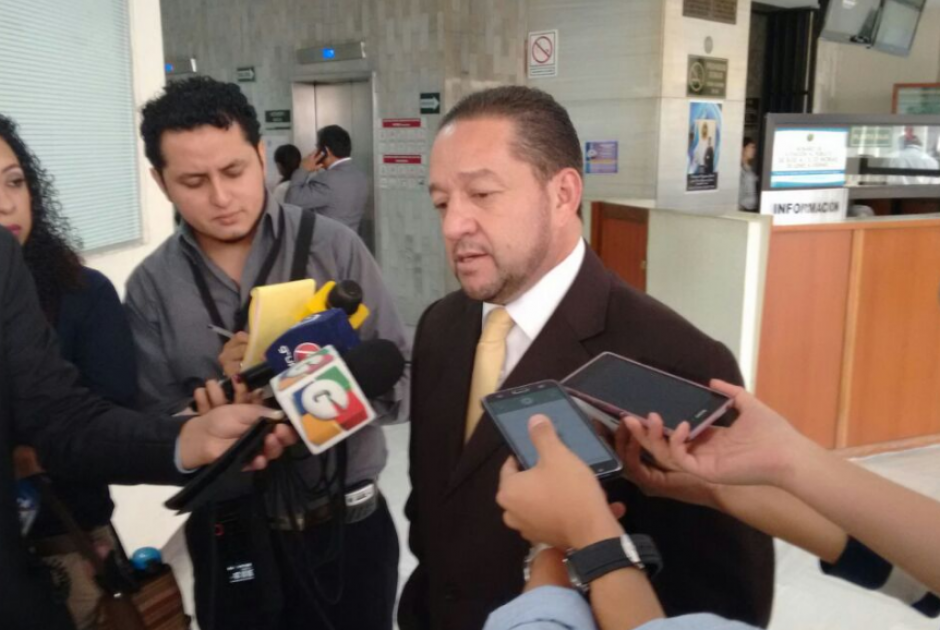 """El abogado de """"El Taquero"""" niega que su cliente haya cometido el ataque porque, según él, mantenía una buena relación con Lima. (Foto: Marcia Zavala/Soy502)"""