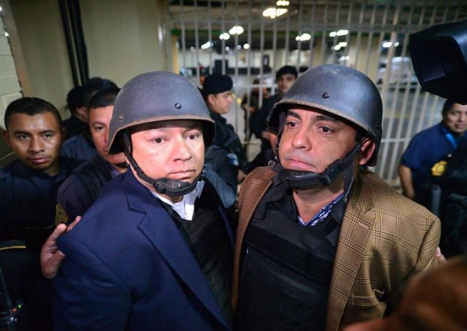 La defensa de Salvador González y Juan Carlos Monzón ya ha solicitado que se refuerce la seguridad de sus clientes. (Foto: Archivo/Soy502)