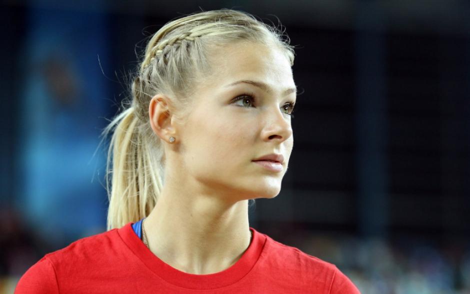 Darya Klishina, de salto largo, podría competir bajo bandera independiente. (Foto: Taringa)