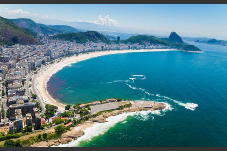 Forte de Copacabana, donde Manuel Rodas competirá en ciclismo (Foto: Rio2016.com)
