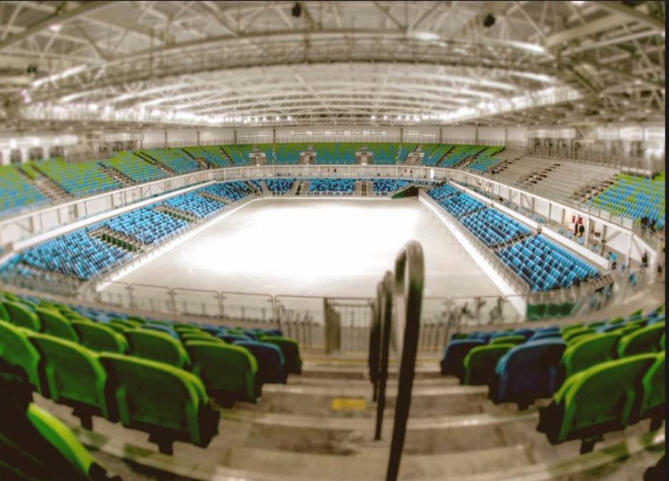 La Arena Olímpica de Río desde dentro (Foto: Rio2016.com)