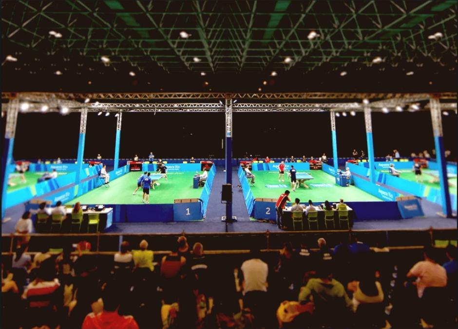 En los pabellones habrá Bádminton, Boxeo, Pesas y Tenis de Mesa (Foto: Rio2016.com)