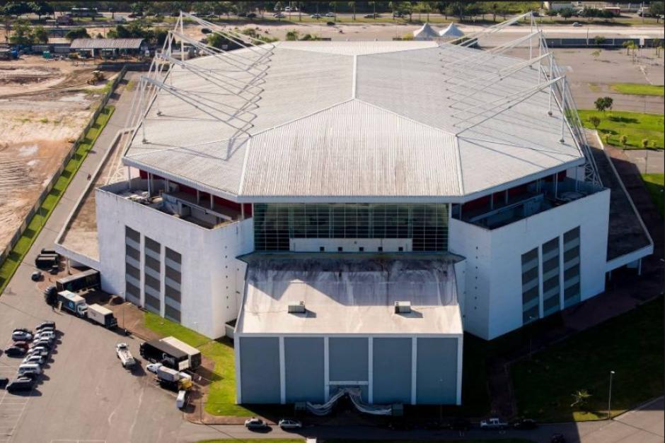 La Arena Olímpica de Río, donde Ana Sofía Gómez competirá en Gimnasia (Foto: Rio2016.com)