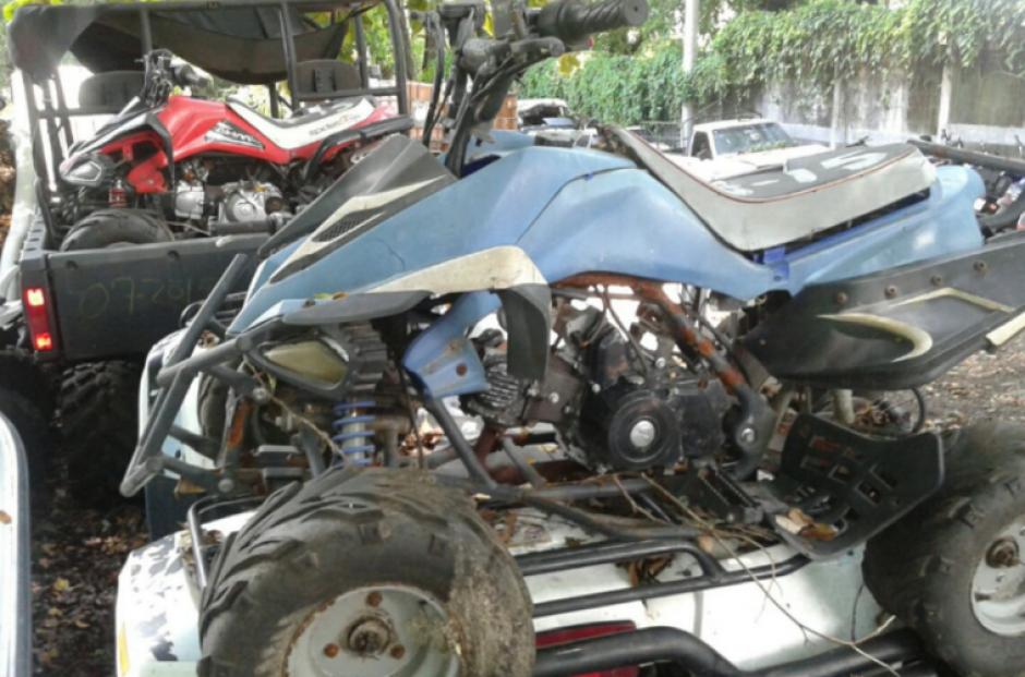 En total, son 15 vehículos propiedad de Lima que cuentan con una medida cautelar. (Foto: MP)