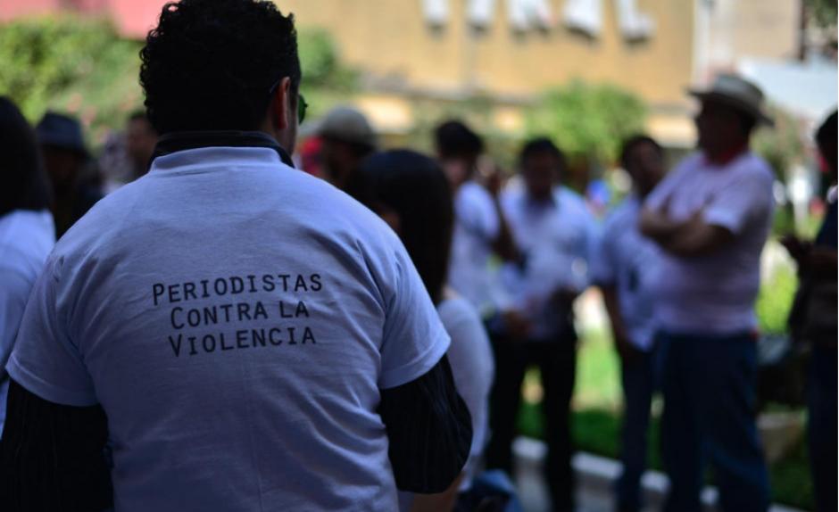 Familiares, amigos y colegas de los periodistas solicitaron justicia por el crimen. (Foto: Wilder López/Soy502) (Foto: Archivo/Soy502)