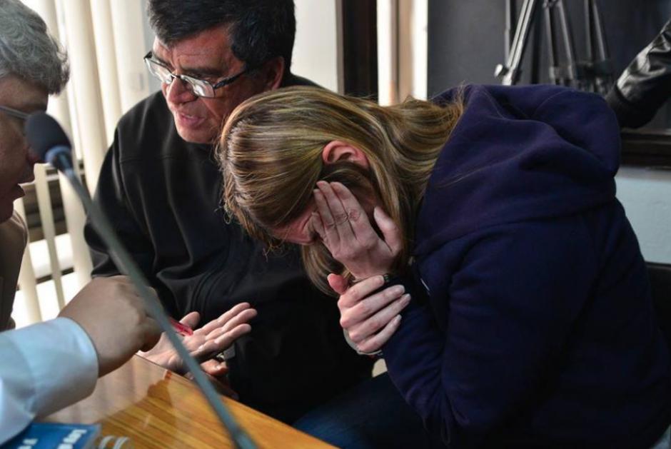 Por el caso de malversación, también está siendo procesada la sobrina de Medrano, Manuela Victoria Osorio. (Foto: Archivo/Soy502)