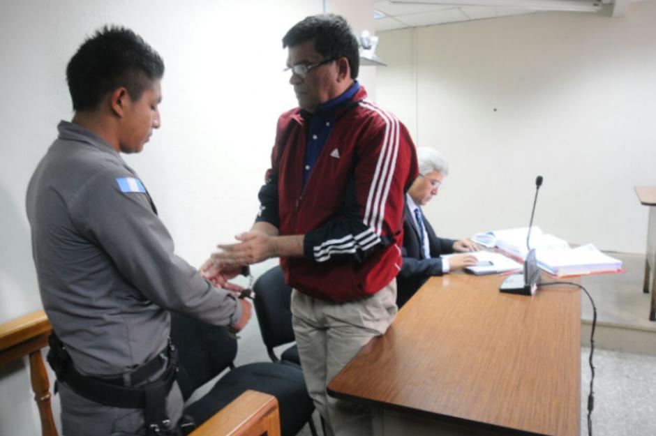 El juicio estuvo a cargo del Tribunal Octavo de Sentencia Penal. (Foto: Archivo/Soy502)