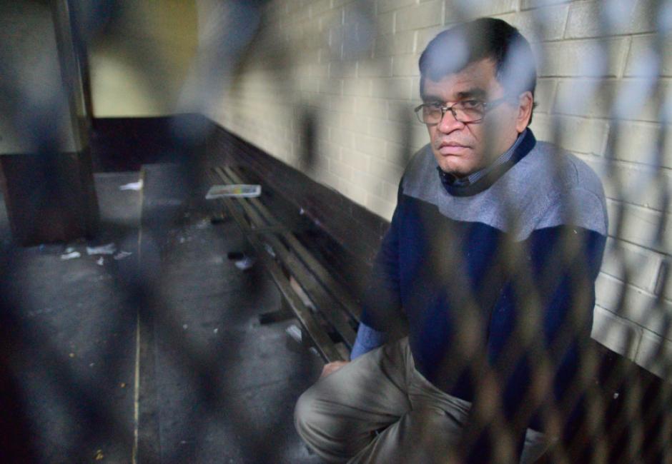 Arnoldo Medrano fue encontrado culpable de delegar el cobro del IUSI a una empresa privada. (Foto: Wilder López/Soy502)