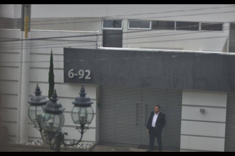 Una de las propiedades de Roxana Baldetti es la vivienda ubicada en el residencial Los Eucaliptos. (Foto: Archivo/Soy502)