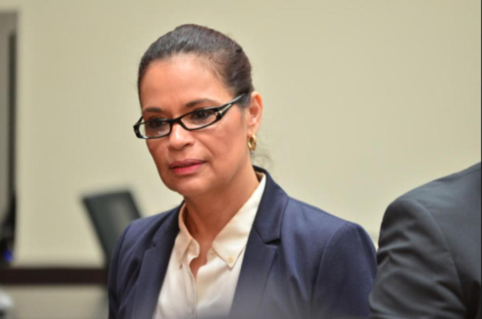 Roxana Baldetti no aparece como la propietaria del inmueble ubicado en Los Eucaliptos. (Foto: Archivo/Soy502)