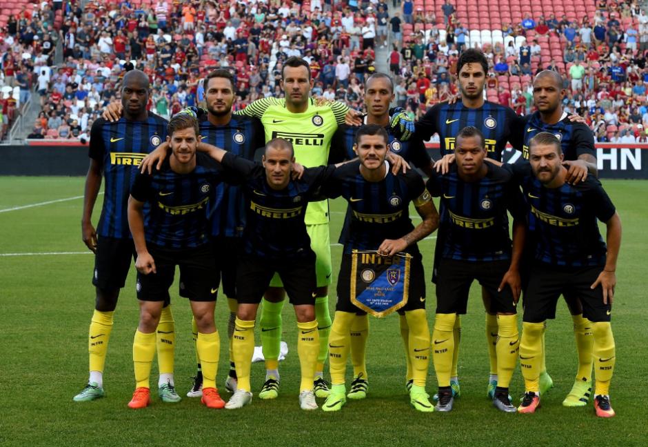El Inter de Milán se prepara para la nueva temporada de Serie A (Foto: Inter)