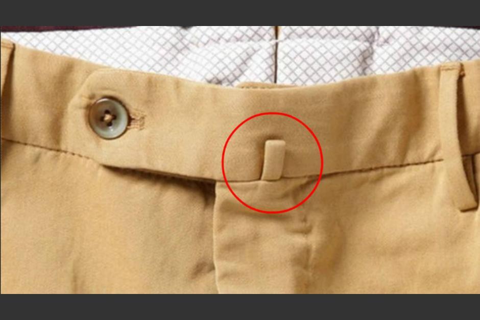 Muchas personas no saben cómo usar esa pequeña pestaña. (Foto: vestirseporlospies.es)