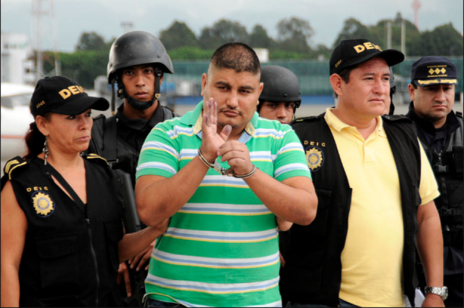 """""""Guayo"""" Cano intentó fugarse de la prisión. (Foto: Archivo/Soy502)"""