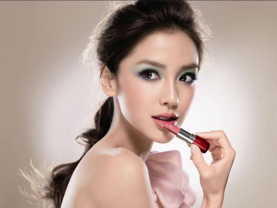 Angelababy Yeong, modelo china. (DramaFever)