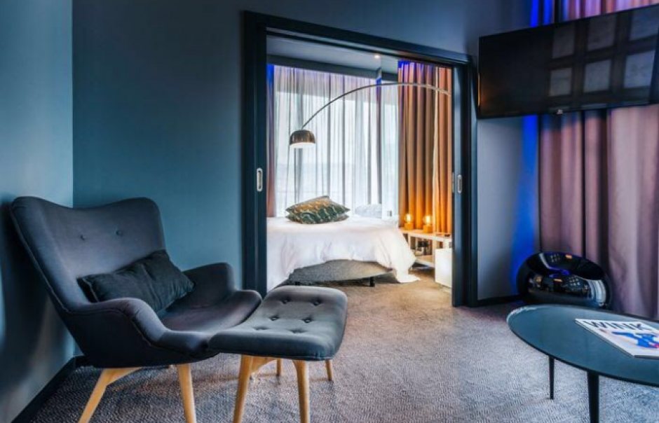 El nuevo hotel proporciona Internet WiFi gratis en todas las áreas. (Foto: El País)