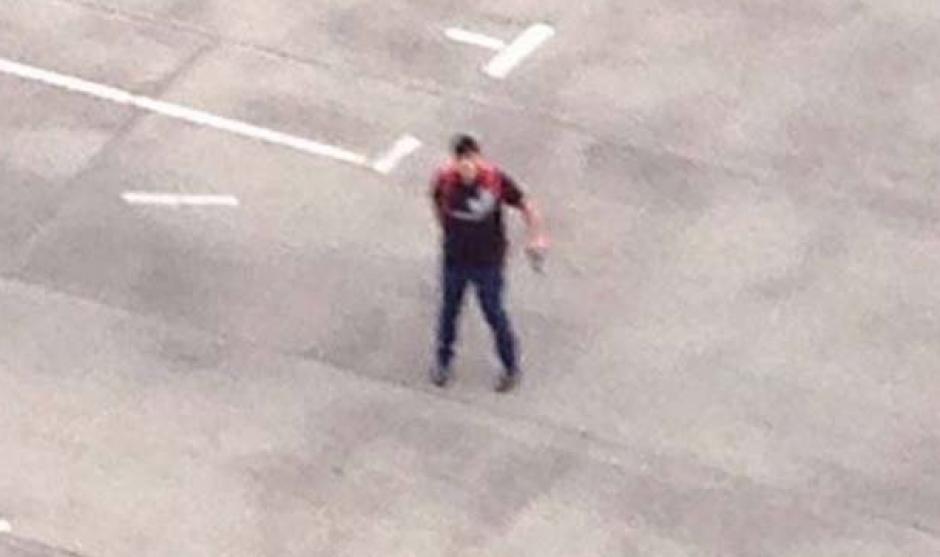 El joven Ali David Sonboly fue identificado por la policía. (Foto: CNN)