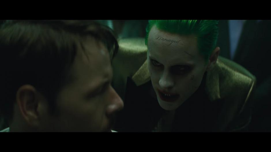 Capta la esencia del personaje: psicótico, impredecible, sádico y tenebroso. (Foto: Warner Bros. Pictures)