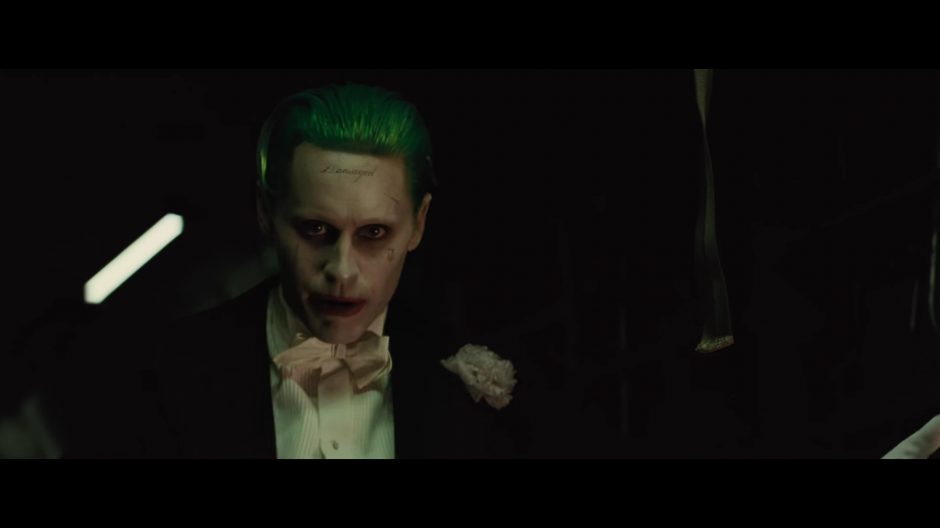 Jared Leto es The Joker.  (Foto: Warner Bros. Pictures)