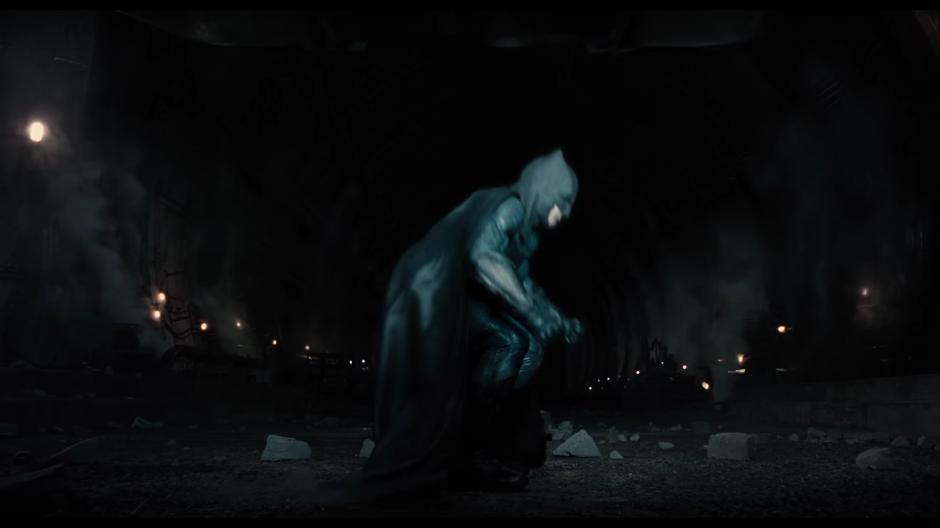 Ben Affleck hace el papel de Bruce Wayne (Foto: Warner Bros. Pictures)