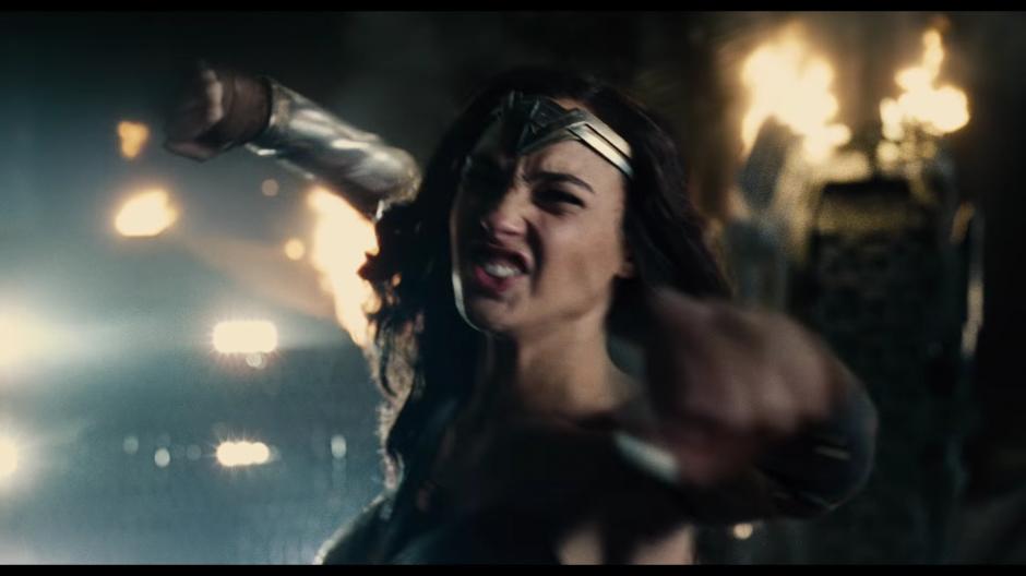 La Mujer Maravilla aparece en la muestra. (Foto: Warner Bros. Pictures)