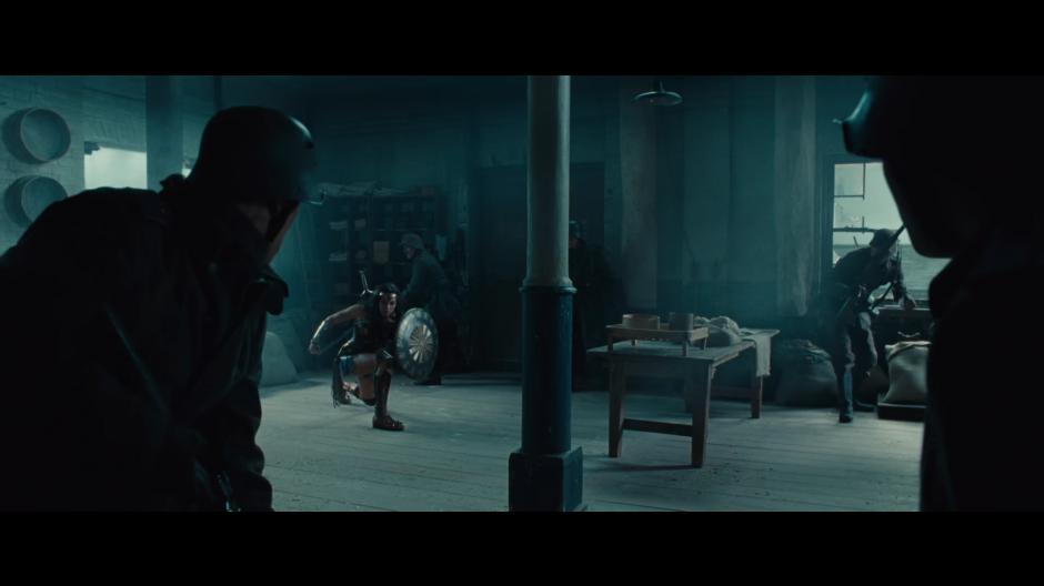 La Mujer Maravilla es protagonizada por Gal Gadot (Foto: Warner Bros. Pictures)