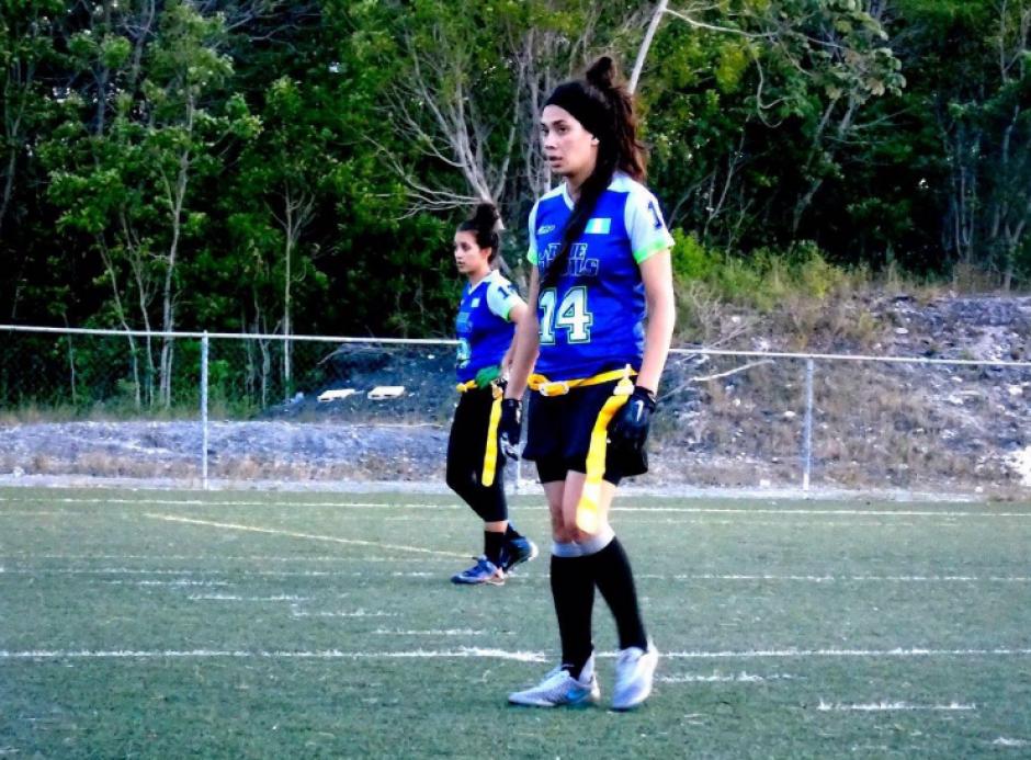 Las jugadoras entrenan hasta tres veces por semana. (Foto: AGFA)