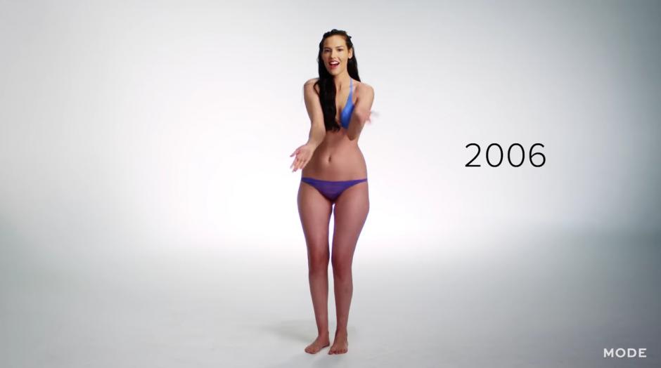En el nuevo milenio, los colores pastel cobran presencia en esta tendencia. (Captura YouTube)