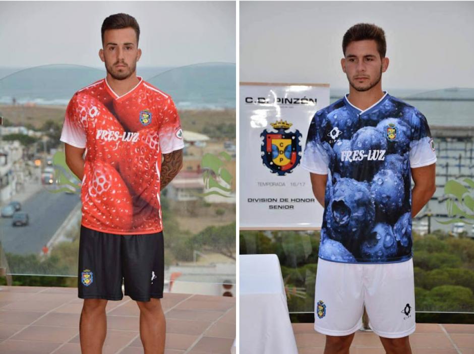 ¿Les gustará a los jugadores vestir esos uniformes en el campo? (FootyHeadlines)