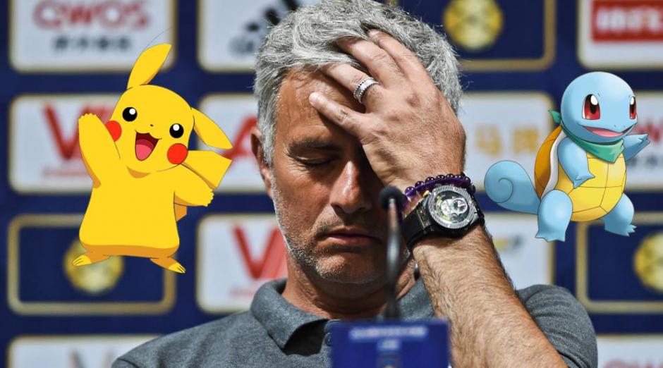 Pokemon Go ya es un dolor de cabeza para los entrenadores de fútbol. (Imagen: AS.com)