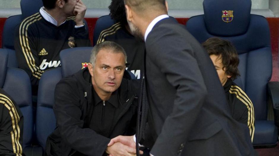 La rivalidad entre Mourinho y Guardiola volverá en la Liga Premier. (Foto: Mundo Deportivo)