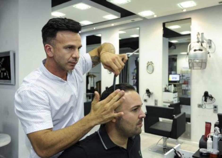 Él ha sido el peluquero de Leo Messi desde hace muchos años. (Foto: @TodaPasion)