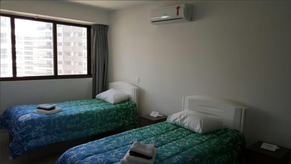 Habrá habitaciones sencillas y dobles. (Foto: COG)