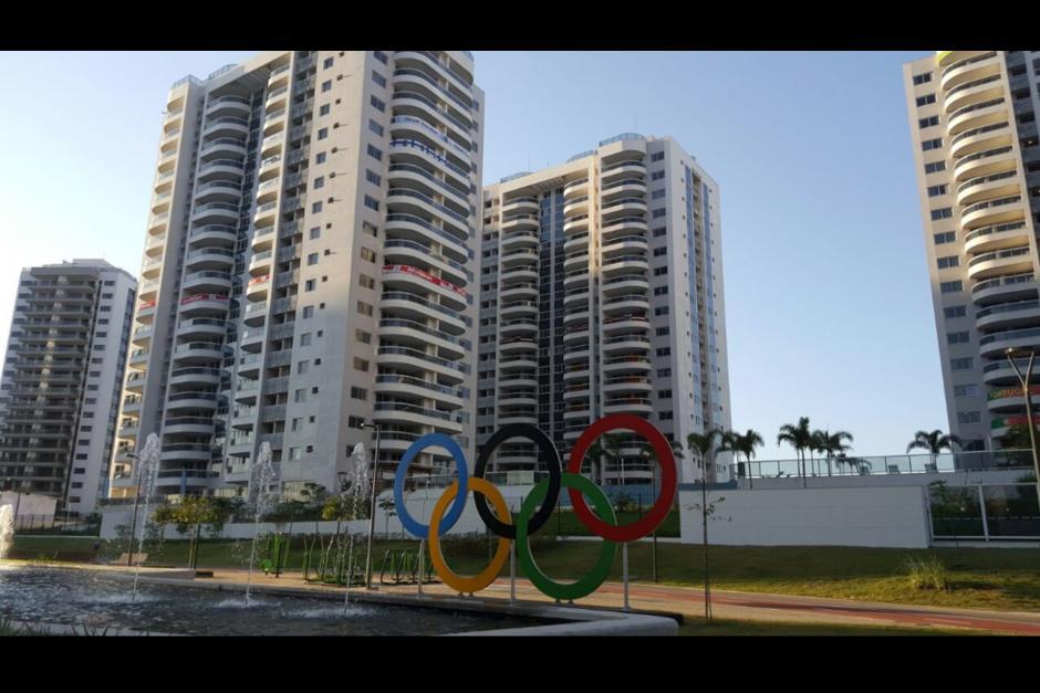 Así luce de afuera la Villa Olímpica, ubicada en Barra de Tijuca, uno de los sectores más caros de Río de Janeiro. (Foto: COG)