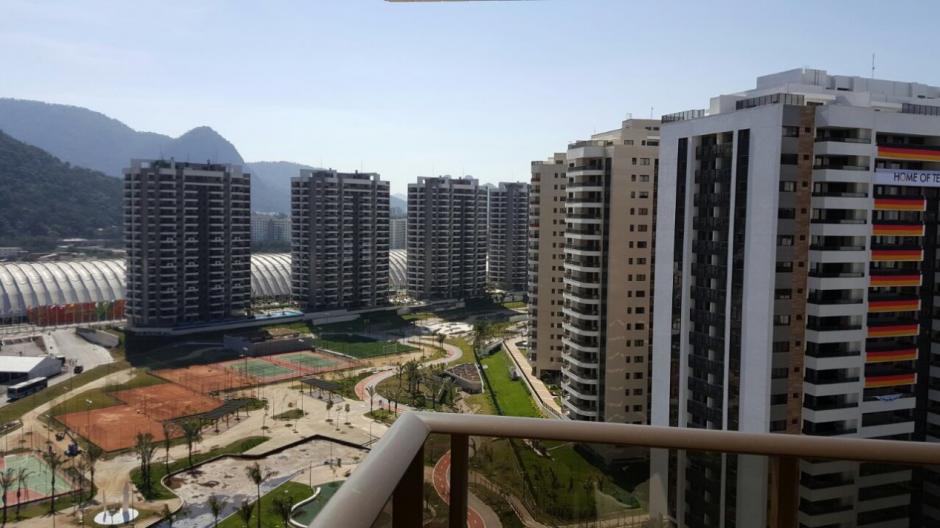 La Villa Olímpica consiste en varios edificios para alojar a los atletas. (Foto: COG)