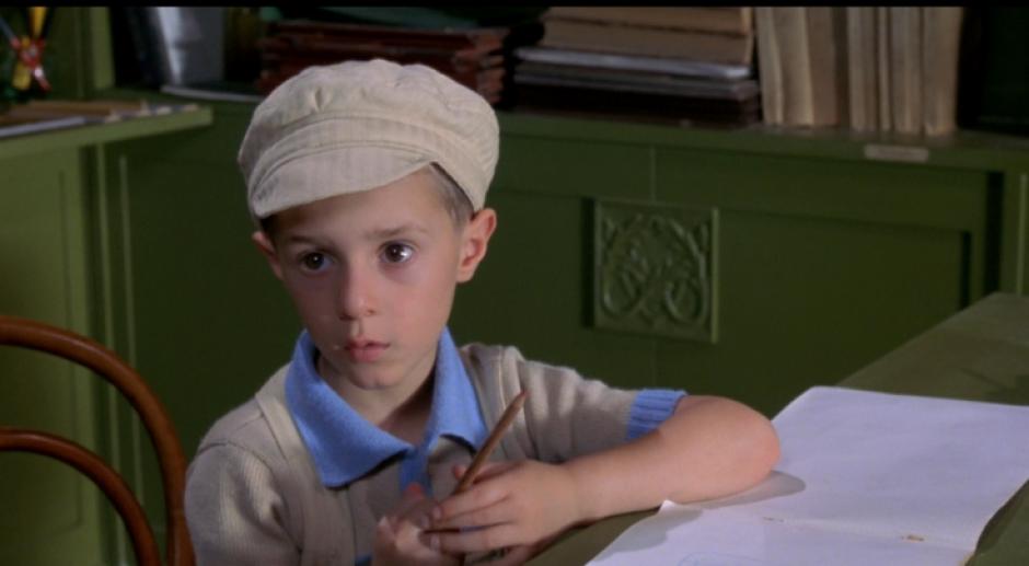 Giorgio Cantarini protagonizó la película. (Foto: caraotadigital.net)