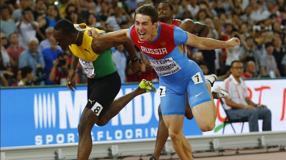 Sergey Shubakov, el campeón de 110 metros vallas, podrá defender su título. (Eurosport)