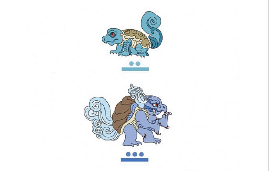 Y claro que los Pokémones de agua no podían faltar. (Foto: excelsior.com.mx)