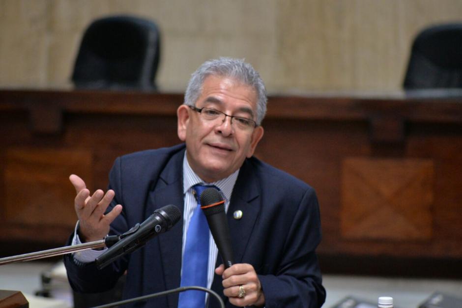 El juez Gálvez decidirá si liga a proceso a los señalados. (Foto: Wilder López/Soy502)