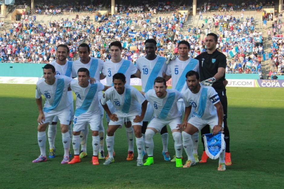 La Selección Mayor tiene una cita el 2 de septiembre pero no podría jugar de darse la suspensión. (Foto: Archivo/Soy502)