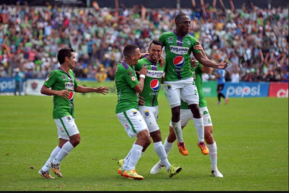 Antigua CFC no podría disputar la Concachampions. (Foto: Archivo/Soy502)