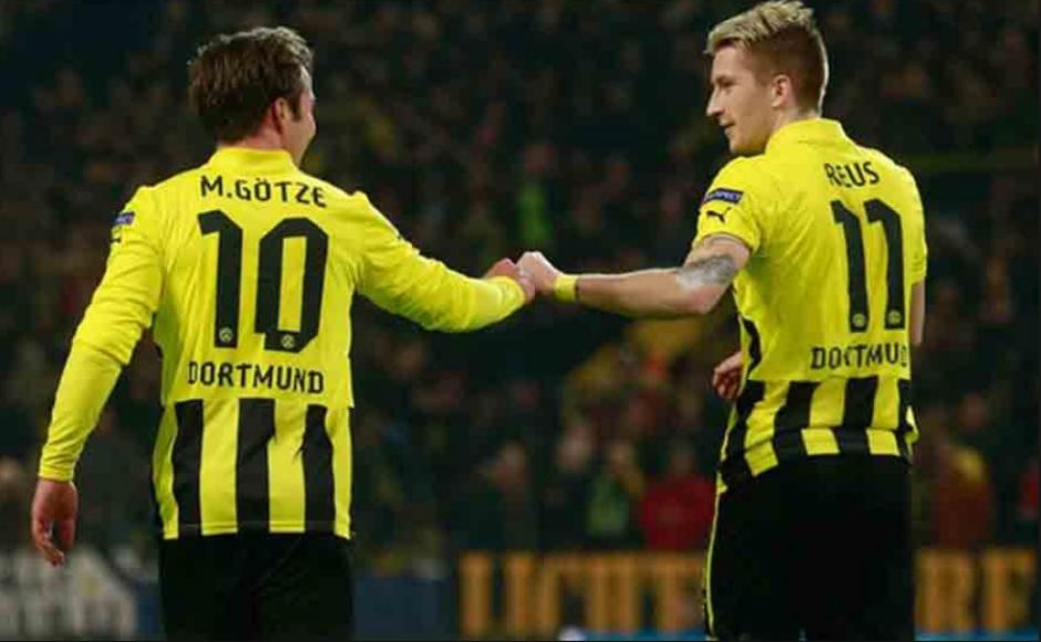 Mario Götze dejó el club de su vida, Dortmund, para ir al Bayern. (Bild.de)