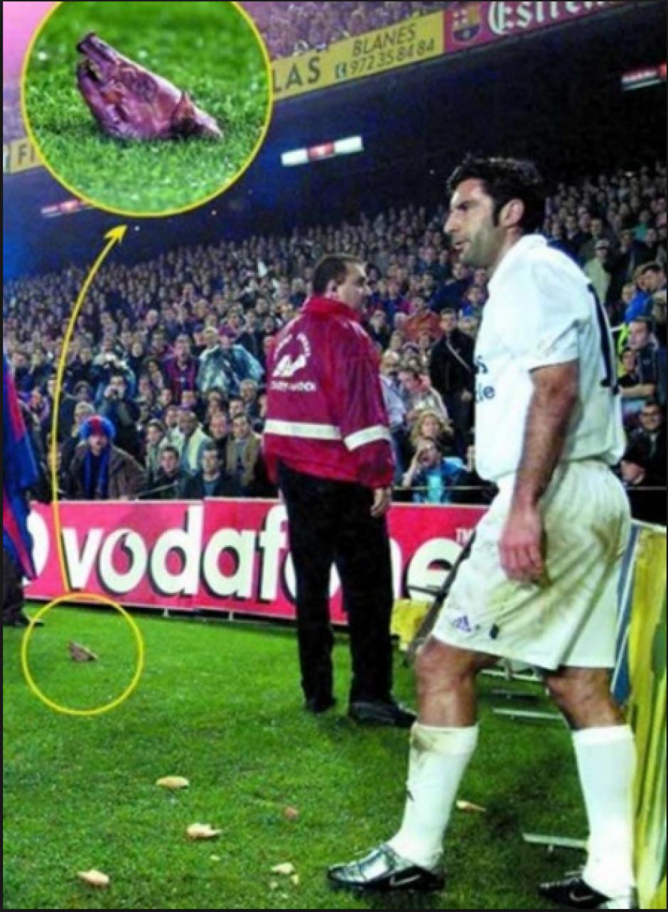El portugués volvió al Camp Nou para encontrarse con un infierno. (Twitter)